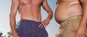 comment perdre du poids pour un homme