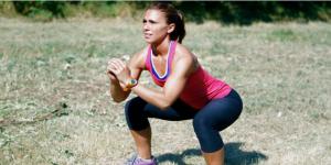 comment réussir l'exercice du squat fessier