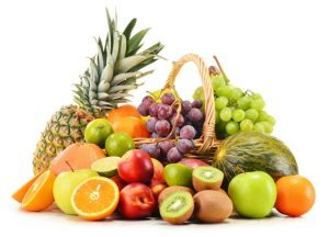 fruit les moins caloriques