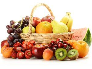 les fruits les moins calorique
