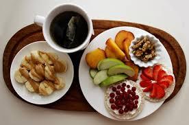 petit déjeuner fitness