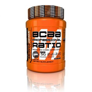 ratio bcaa